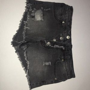 High Rise wild fable shorts